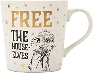Harry Potter Dobby Libre la maison Elfes Mug