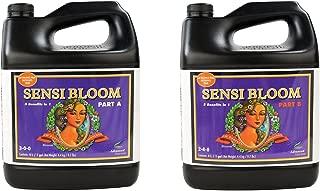 Advanced Nutrients pH Perfect Sensi Bloom Part A & B Soil Amendments, 4 L