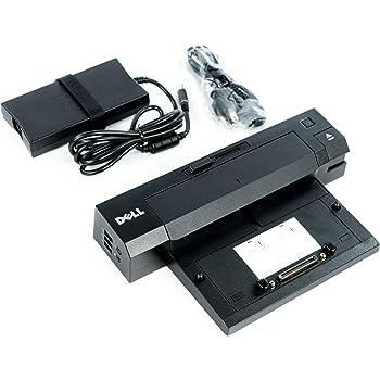 E5500,E6400,E6500 2.0 USB PT Dell Docking Station K09A PR02X Plus E-Port E5200