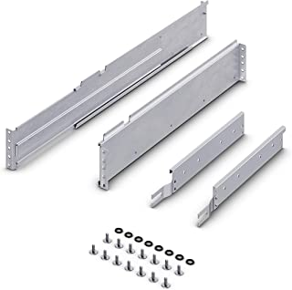CyberPower CP2RAIL02 4-Post Rackmount Kit, 2U/3U, 500 Pound Mounting Kit