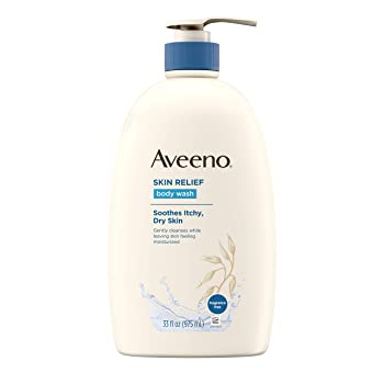 Aveeno Skin Relief Fragrance-Free Body Wash
