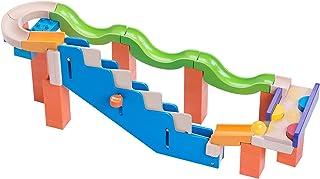 wonderworld 組立木製玩具 Trix Trackアップステアズトラック TYWW7009