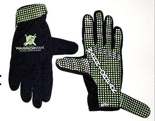 warrior pak gloves