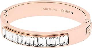 Michael Kors - Bracciale rigido con cristalli