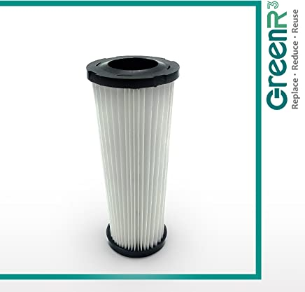 GreenR3 1-Pack Replacement Vacuum HEPA Filter for Dirt Devil Type F1 3JC0280000 2881210000 2JC0360000