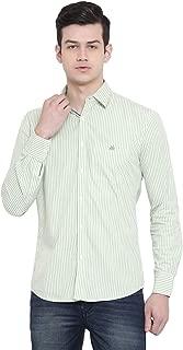 Crimsoune Club Men's Strped Shirt