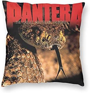 Nooleadel Pantera The Great Southern Trendkill Throw Pillows Covers for Couch/Bed 26