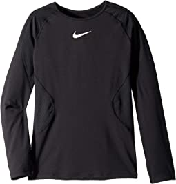 Pro Warm Long Sleeve Top (Little Kids/Big Kids)