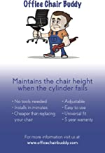 Office Chair Buddy - Fix Your Sinking Office Chair in Minutes