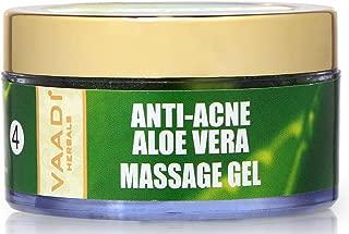Vaadi Herbals Anti Acne Aloe Vera Massage Gel, 50ml