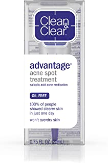 product image for Clean & Clear Advanced Acne Spot Treatment, 0.75 oz