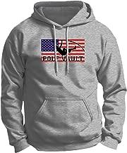 ThisWear American Pride Pole Vault Pole Vaulting Premium Hoodie Sweatshirt