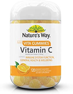 Nature's Way Vita Gummies for Adults Vitamin C, 0.34 Kilograms