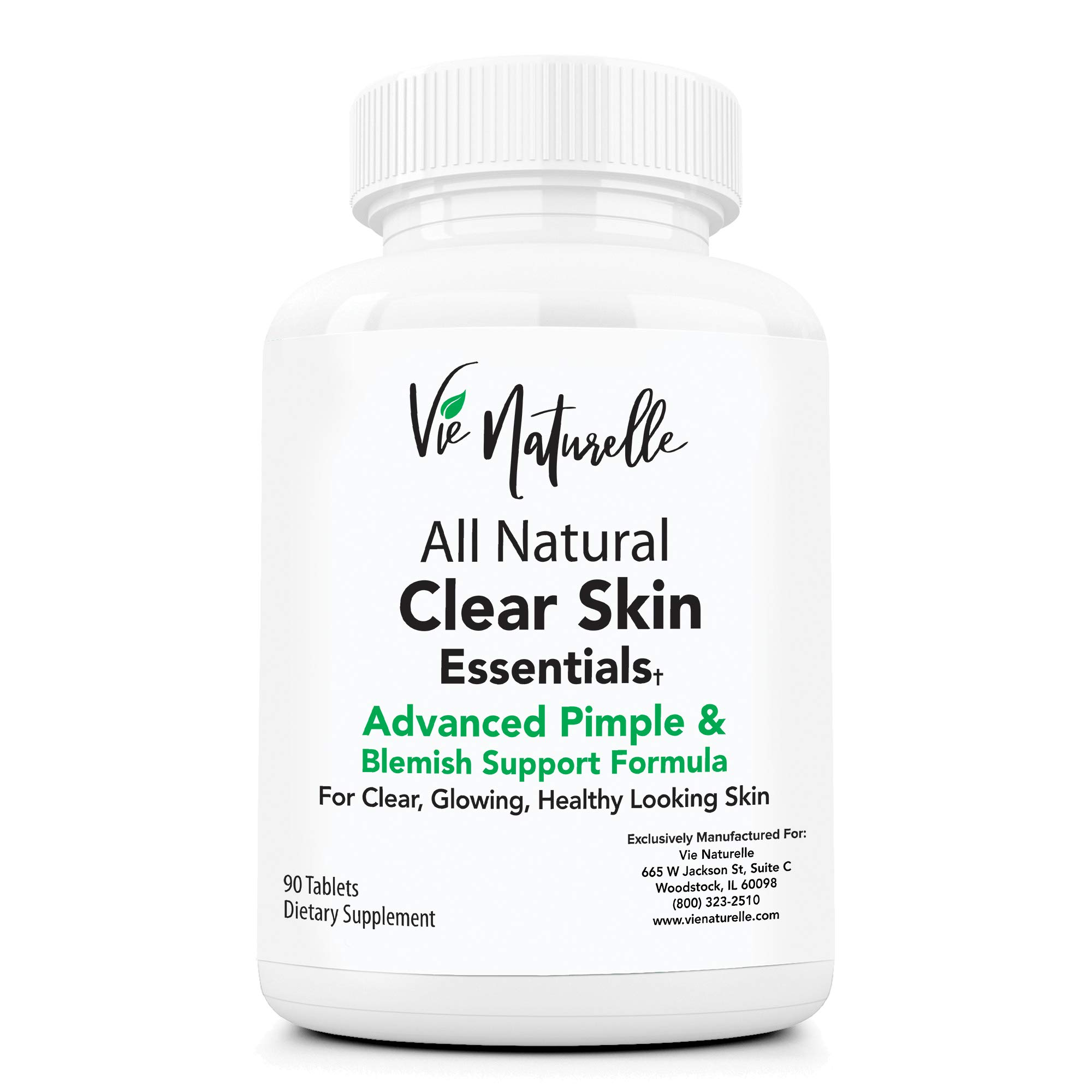 Acne Treatment Supplement Rated Pills