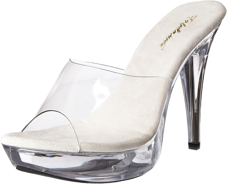 Pleaser Women's Cocktail-501 C M Platform Sandal