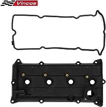 PCV Valve Cover & Valve Cover Gasket Compatible with Nissan 2002-2006 Altima, Compatible with Nissan Sentra 2002-2006 L4 2.5L CNVG-D1252VC 132643Z001