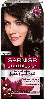 Garnier Color Intensity 3.0 Dark Brown Haircolor, 110 gm