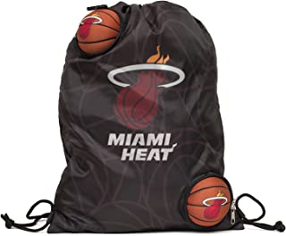 Maccabi Art Miami Heat Basketball to Drawstring