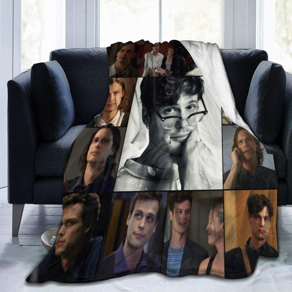 YOU and me Matthew Gray Gubler Micro C Ultra-Soft Fleece New products world's price highest quality popular Blanket