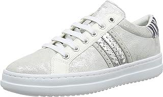Geox D Pontoise D, Sneakers Basses Femme