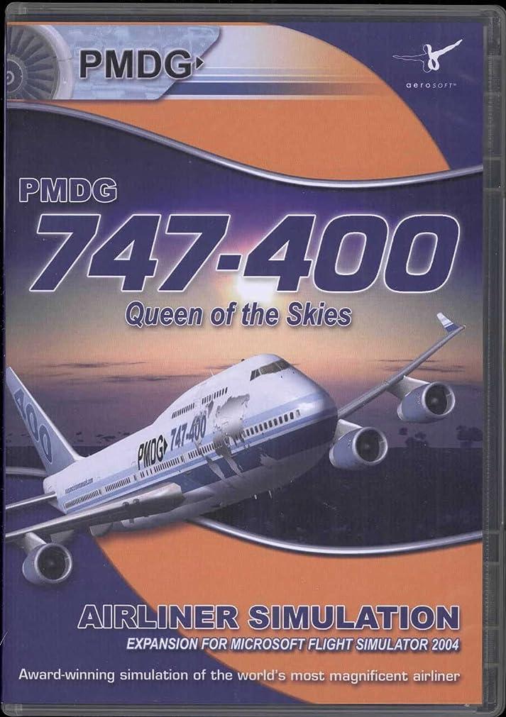 嘆く寝てるマーキーPMDG 747-400: Queen of the Skies Add-On (輸入版)