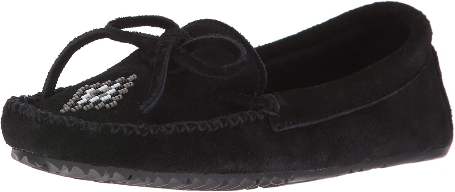 Manitobah Mukluks Women's Canoe Moccasin Suede Moccasin