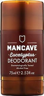 ManCave Eucalyptus Deodorant, 75ml