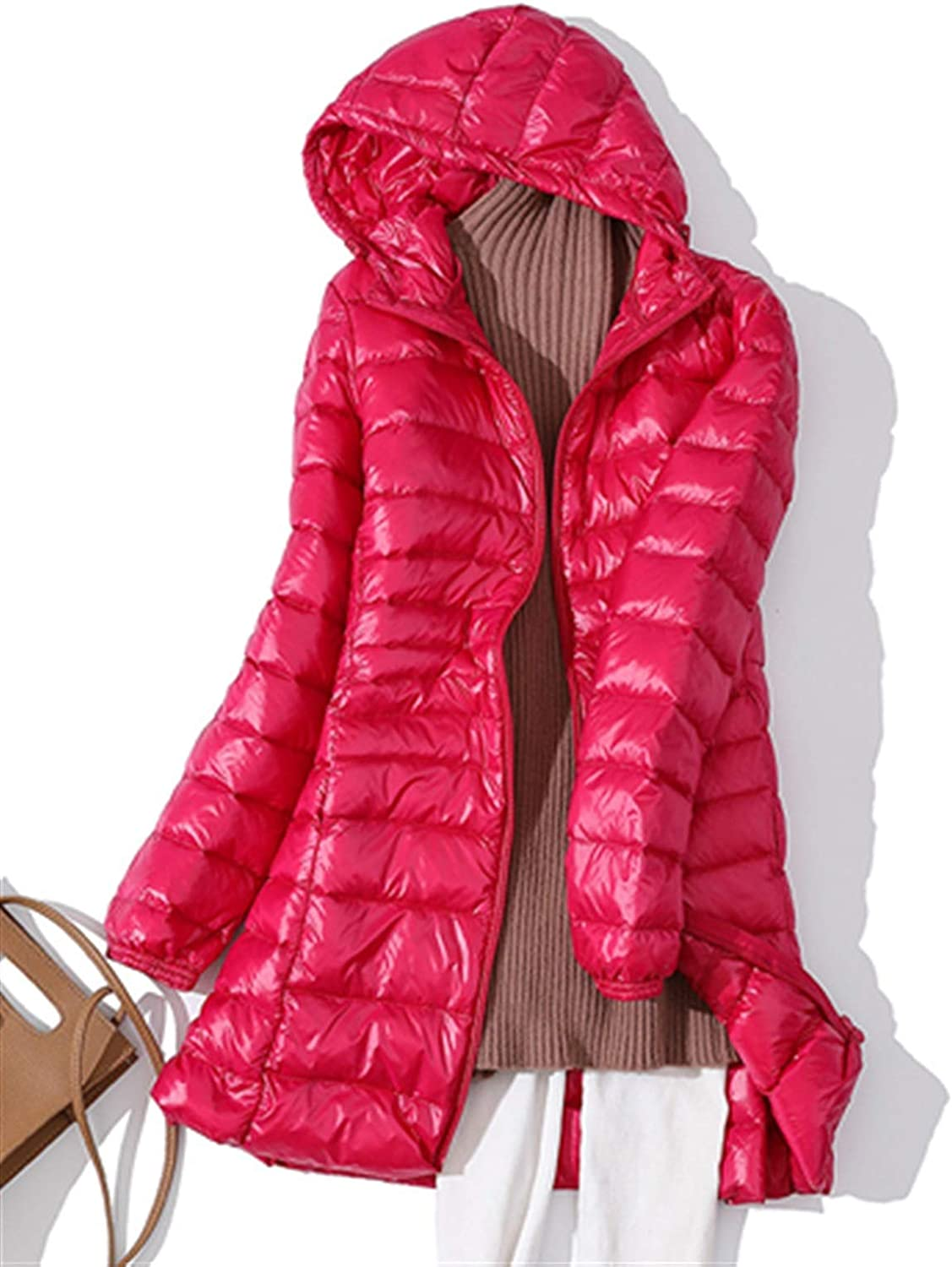 Sale item Thickened Down Jacket Leather Plaid Surprise price Winter Coat Woman 7XL