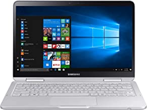 """Samsung Notebook 9 Pen 13.3"""" 2-in-1 512GB SSD Extreme (Fast 8th gen Intel Core i7 Processor with Turbo Boost to 4.00GHz, 8 GB RAM, 512 GB SSD, 13.3"""" Touchscreen, Win 10) PC Laptop Computer NP930QAA"""