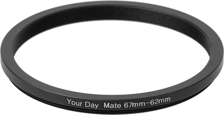 compatible avec tous les objectifs Canon Bague Step Down /Ø 55 /à 52 mm de diam/ètre Fujifilm Nikon bague dadaptation pour filtre dobjectif adaptateur de filtre Sony appareil photo
