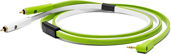 Oyaide NEO d+ MYR Cable (Stereo Mini to RCA) 2.5-Meter