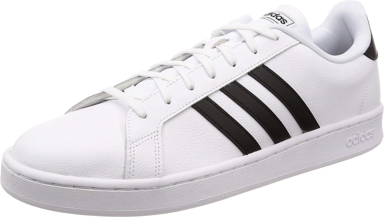 Adidas White Sneaker Grand Court