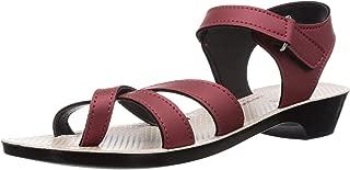 PARAGON SOLEA Women's Red Sandals