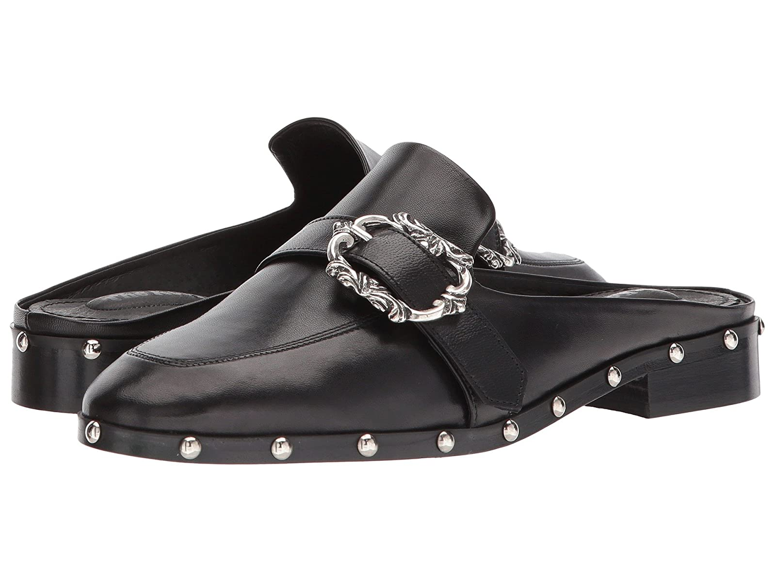 The Kooples Leather MulesAtmospheric grades have affordable shoes