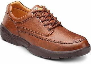 Dr. Comfort Stallion Men's Therapeutic Diabetic Extra Depth Dress Shoe