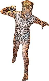 Morphsuits Jaguar Kids Animal Planet Costume - Size Small 3'-3'5 (91cm-104 cm)