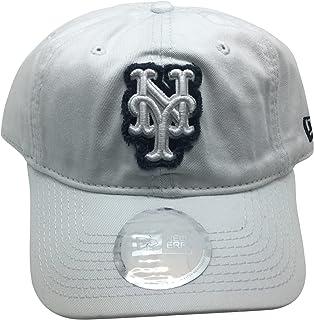 MLB New York Mets Shabby Logo Classic Strapback Adult Cap Hat
