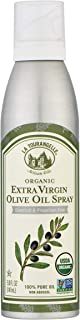 La Tourangelle Extra Virgin Olive Oil Spray 5 Fl. Oz., Cold-Pressed Extra Virgin Olive Oil, All-Natural, Artisanal, Great ...