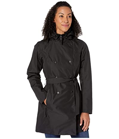 Helly Hansen Welsey Trench Insulator Jacket (Black) Women