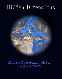 Hidden Dimensions: Micro photography Art by Alyona Firth