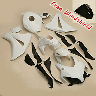 XFMT ABS Injection Fairing Body Cowling Compatible with HONDA CBR1000RR CBR 1000 RR 2008 2009 2010 2011
