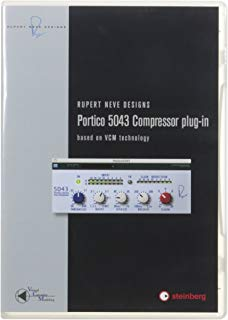 Steinberg RND Portico 5043 Compressor Audio Plug-in