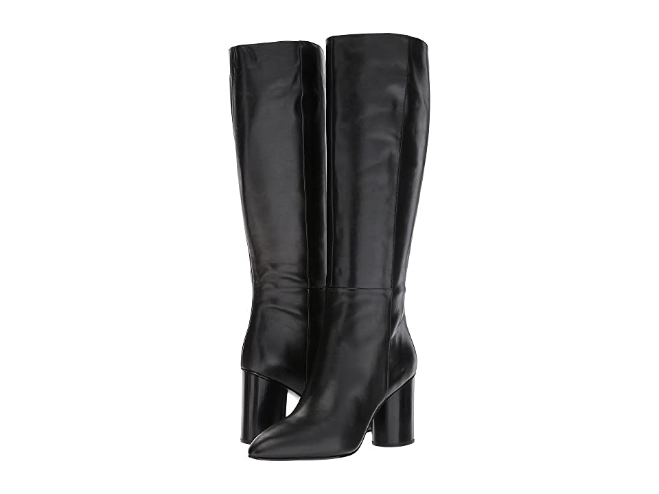 Nine West Christie (Black Leather) Women