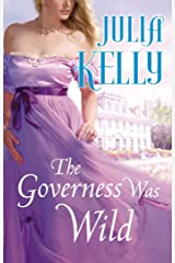 The Governess Was Wild (The Governess Series Book 3) Kindle Edition