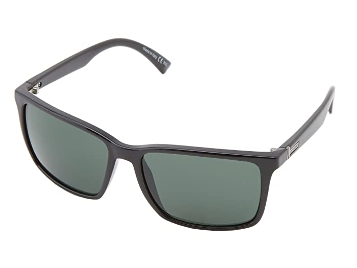 VonZipper Lesmore (Black/Vintage Grey) Sport Sunglasses