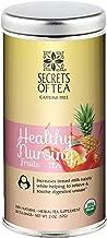 Secrets Of Tea Lactation Tea: Healthy Nursing Fruit Tea, Improve Breast Milk Supply Formulated for Breastfeeding Mothers