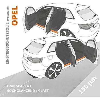 Rakel Einstiegsleistenschutz Folie passend für Opel Meriva B 2010-2017