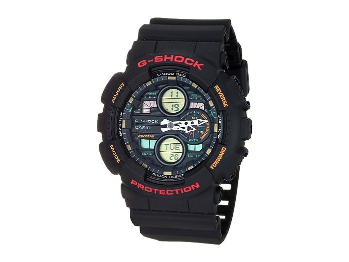 G-Shock  GA140-1A4 (Black) Watches