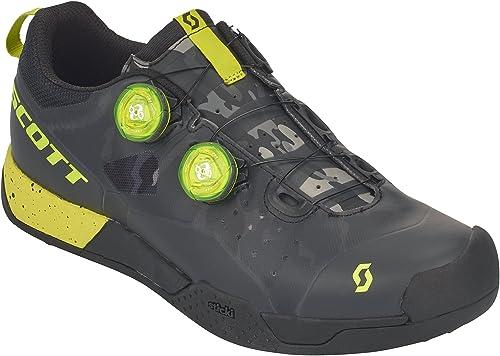 Scott MTB AR Boa Clip Fahrrad Schuhe Schwarzgelb 2019