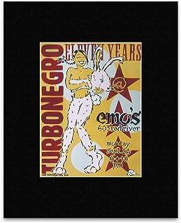 TURBONEGRO - Eleven Years 2003 Mini Poster - 15.5x11.9cm